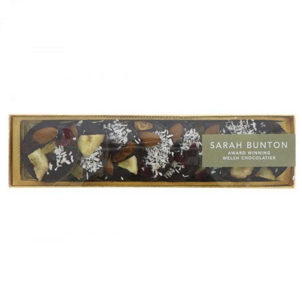 Sarah Bunton Dark Chocolate Florentines 80g
