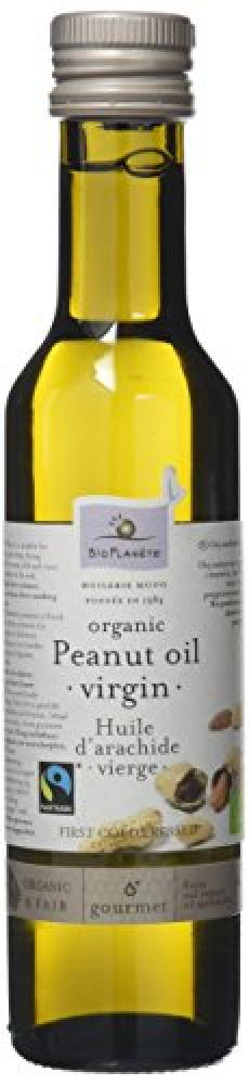 Bio Planete Organic Peanut Virgin Oil 250ml