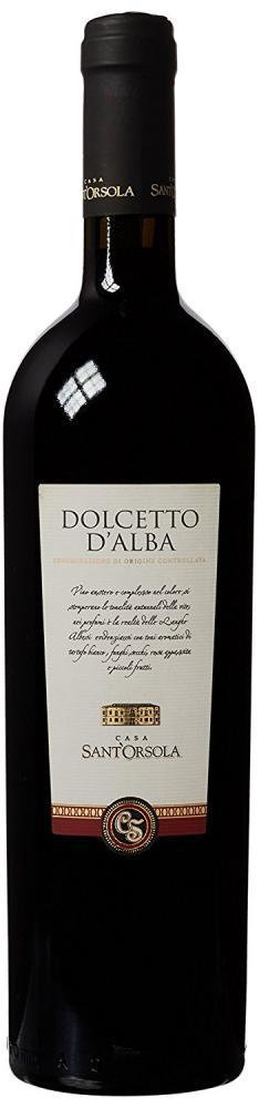 Casa SantOrsola Dolcetto dAlba I Siglati Piedmont 20112013 75cl