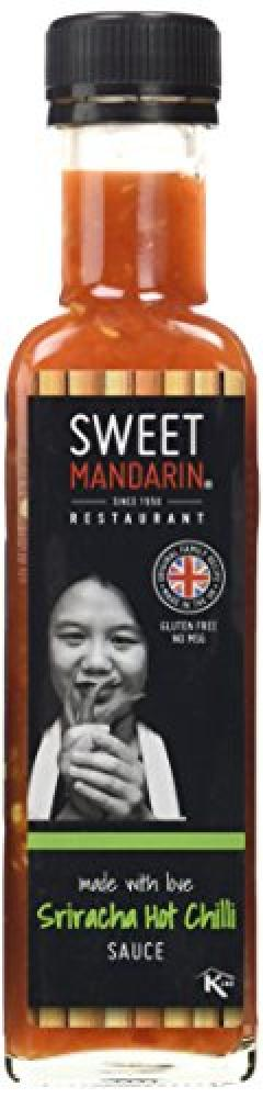 Sweet Mandarin Sriracha Hot Chilli Sauce 220ml