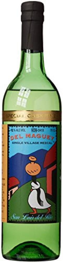 Del Maguey Single Village Special Stitzel Weller Cask Finish Mezcal 75 cl