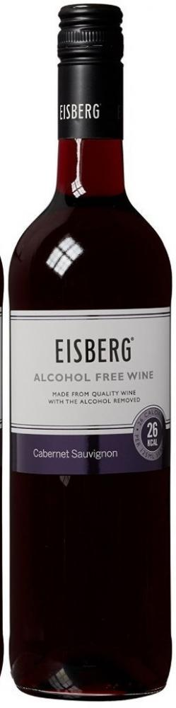 Eisberg Cabernet Sauvignon Alcohol Free Red Wine 75 cl