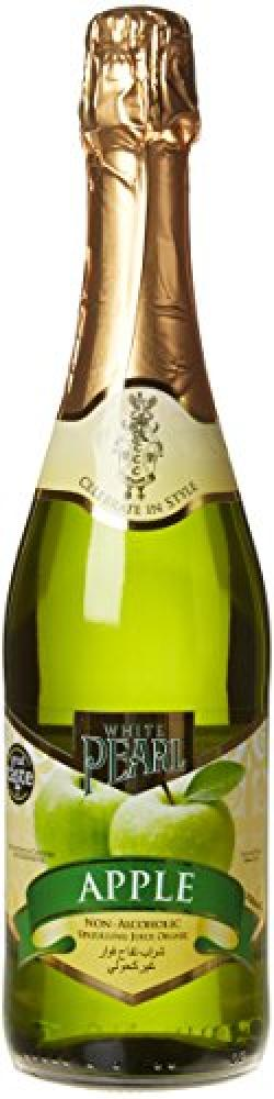 White Pearl Non Alcoholic Apple Sparkling Juice 750ml