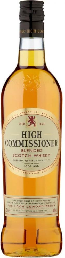 High Commissioner Blended Scotch Whisky 750ml