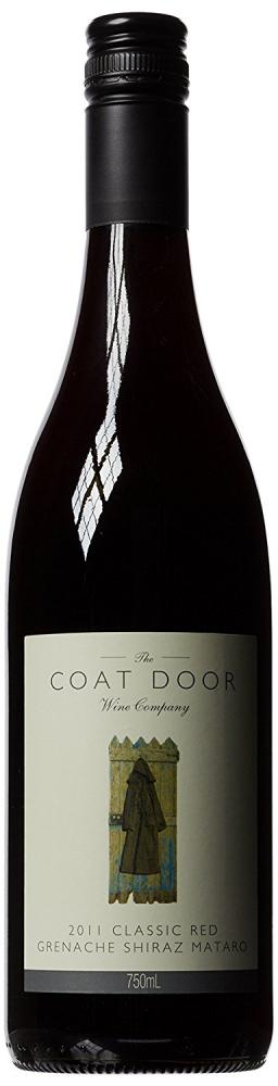 Coat Door Classic Red Grenache Shiraz Mataro 750ml