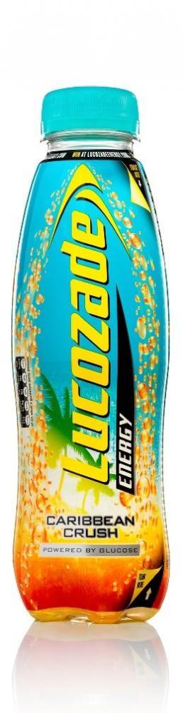 Lucozade Energy Caribbean Crush 380ml