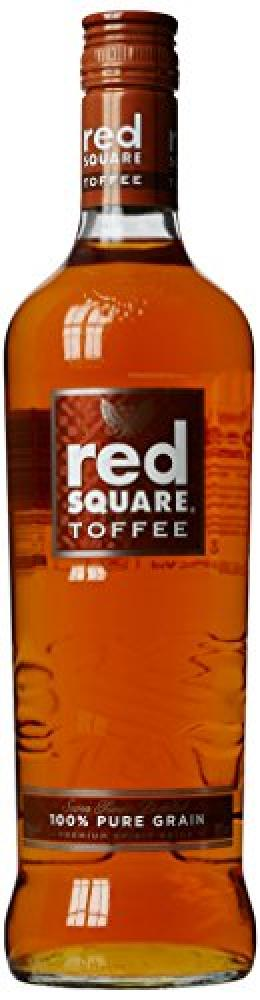 Red Square Toffee Vodka 700ml