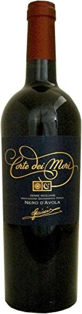 Corte dei Mori Nero dAvola Blue Label Barrique Italy 2012 Wine 75 cl