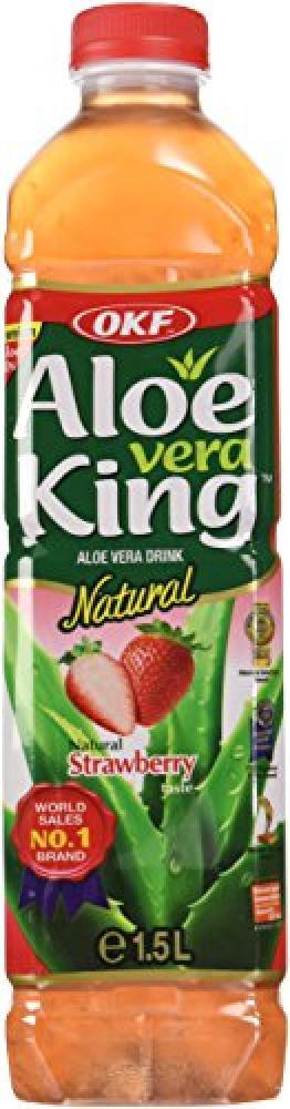 OKF Aloe Vera King Strawberry Flavour 15Litre