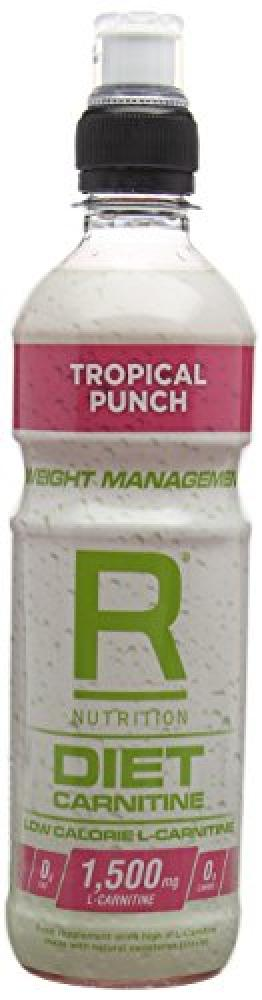 Reflex Nutrition Diet Carnitine Tropical Punch Food Supplement Drink 500g