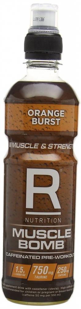 Reflex Nutrition Muscle Bomb Orange Burst 500ml