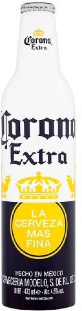 Corona Extra Aluminium Bottle 473ml