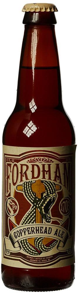 Fordham Copperhead American Craft Ale 355ml