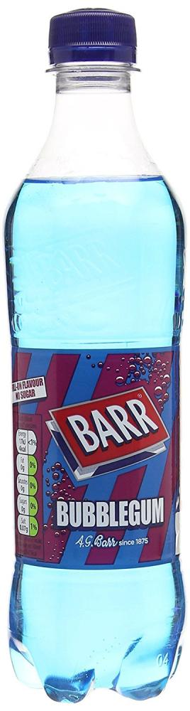 Barr Bubblegum 500ml