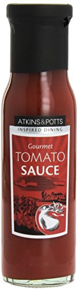 Atkins and Potts Gourmet Tomato Sauce 250 g