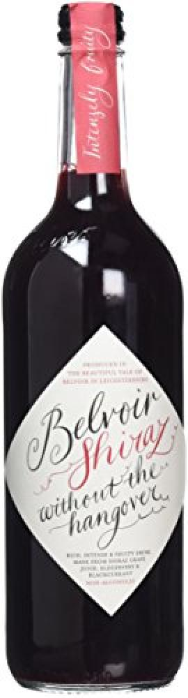 Belvoir Red Shiraz Non-Alcoholic Wine 750ml