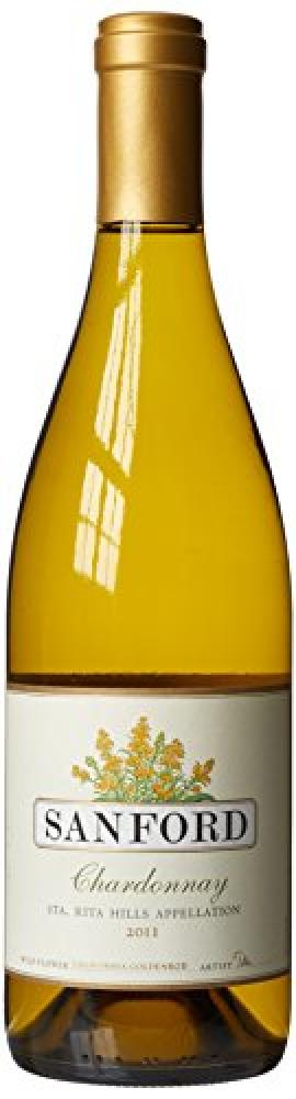 Sanford Chardonnay Sta. Rita Hills Appellation 2011 Wine 750ml