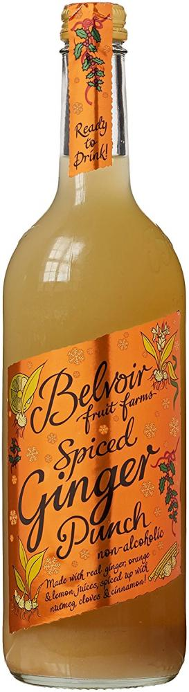 Belvoir Spiced Ginger Punch 750 ml