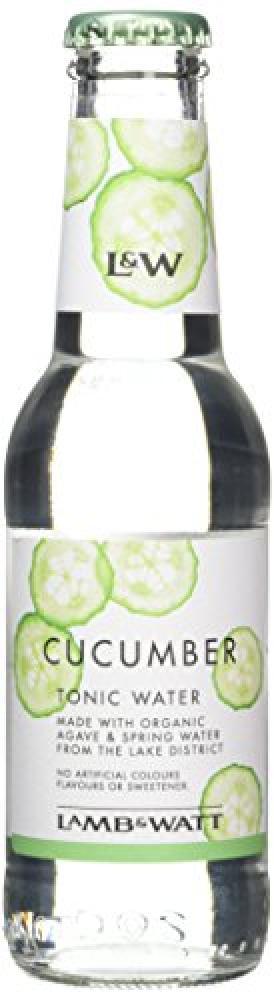 Lamb and Watt Cucumber Tonic Water 200ml