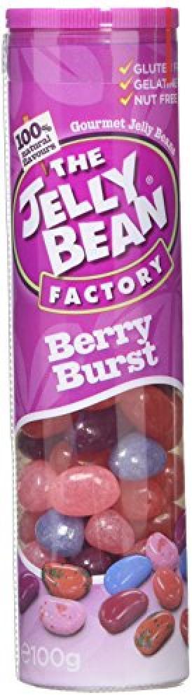 The Jelly Bean Factory Berry Burst 100g