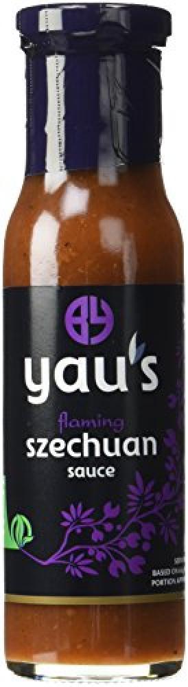 Yaus Flaming Szechuan Sauce 265 g