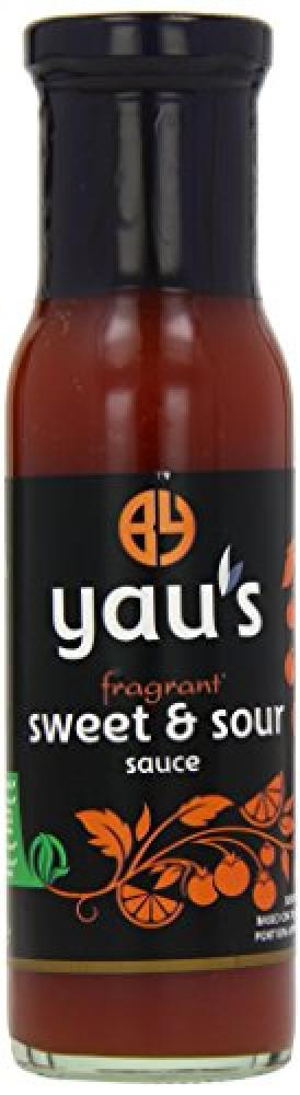 Yaus Fragrant Sweet and Sour Sauce 280 g