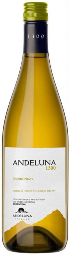 Andeluna 1300 Chardonnay Mendoza 2011 Wine 75 cl