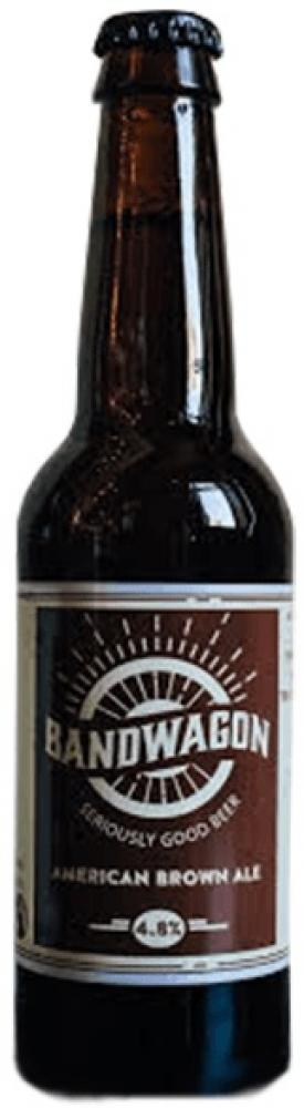 Bandwagon American Brown Ale 330ml