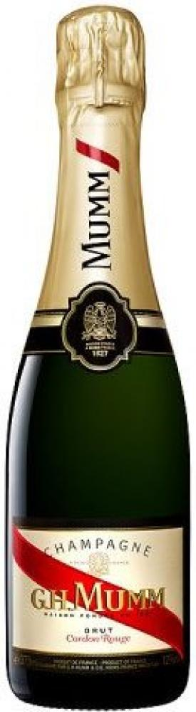 G H Mumm Cordon Rouge Champagne Non Vintage 375ml