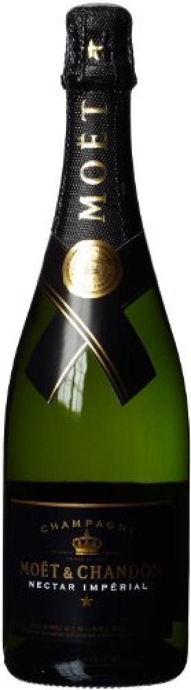 Moet and Chandon Nectar Imperial Champagne 750ml