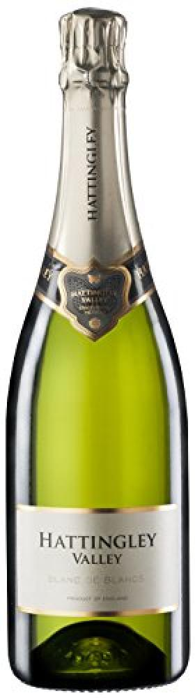 Hattingley Valley Blanc de Blancs English Sparkling Wine 2011 75 cl