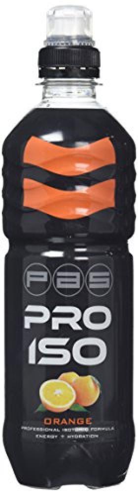 Pro Athlete Supplementation Orange Pro-ISO Drink 500ml