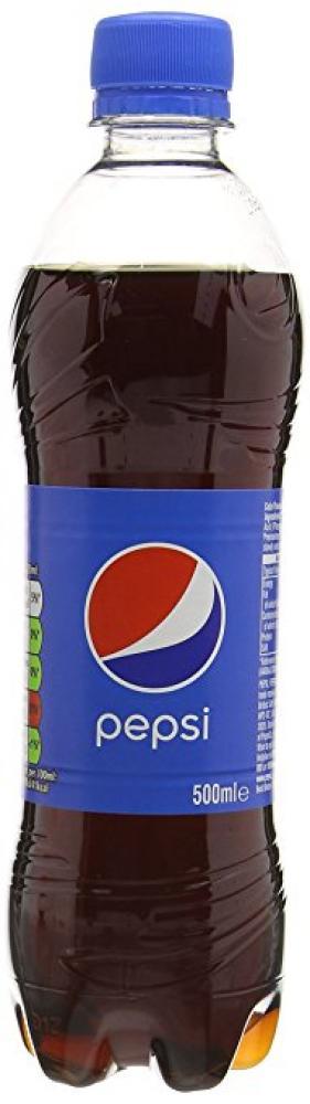 CLEARANCE  Pepsi 500ml