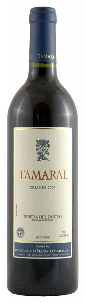Ribera del Duero Tamaral Crianza Spain 2000 75 cl