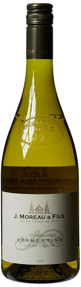 Ancianor Vermentino Vin de France J Moreau et Fils 2012 75cl