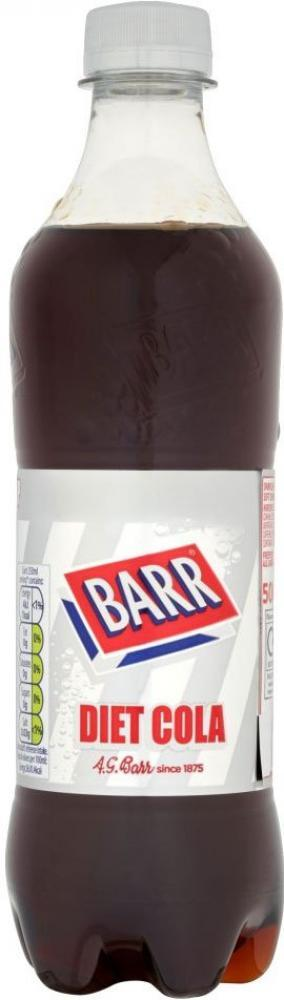Barr Diet Cola 500ml