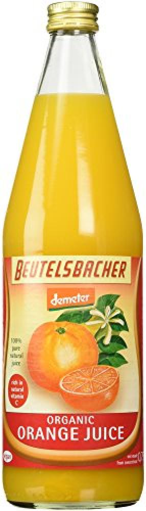 Beutelsbacher Demeter Organic Orange Juice 750ml
