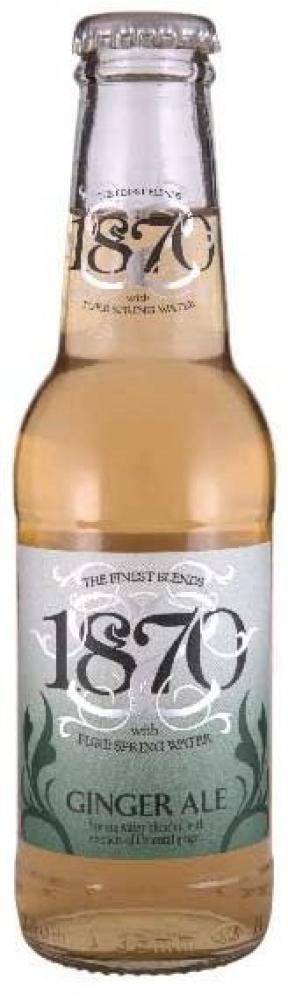 1870 Ginger Ale 200ml