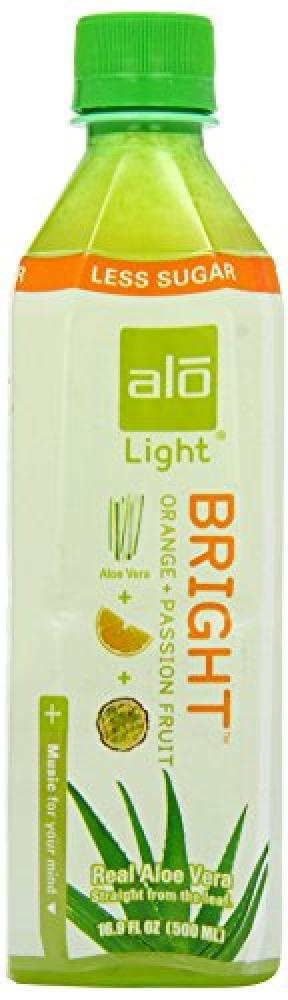 Alo Light Bright Orange and Passion Fruit 500 ml