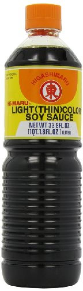 Higashimaru Light Soy Sauce 1 Litre