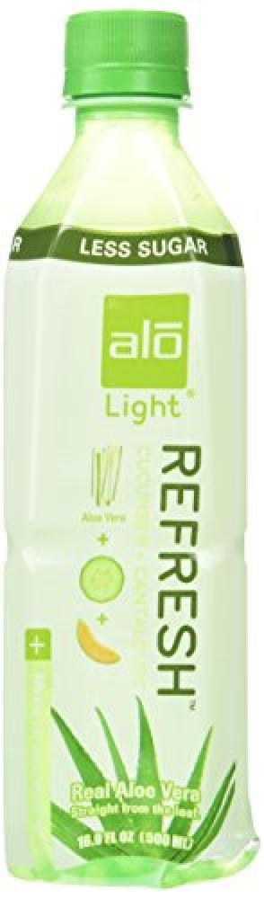 Alo Light Refresh Cucumber and Cantaloupe 500ml
