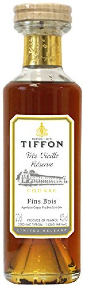 Tiffon Fins Bois Cognac 20 cl
