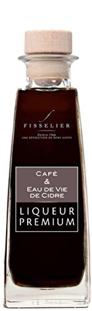 Fisselier Coffe And Brandy Liqueur 20cl