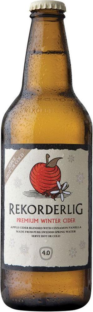 Rekorderlig Premium Winter Cider 500ml