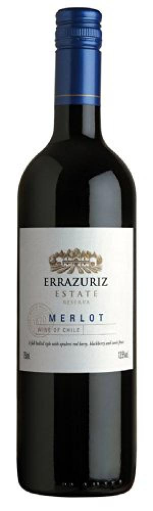 Errazuriz Estate Reserva Merlot 750 ml