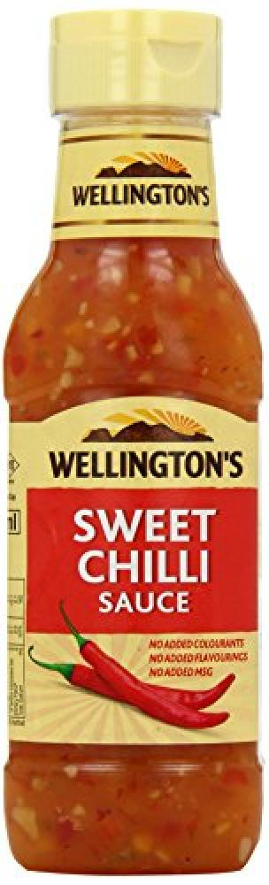 Wellingtons Sweet Chilli Sauce 375ml