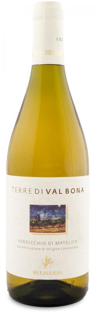 Cantine Belisario Verdicchio di Matelica Terre di Valbona Wine 2014 75 cl
