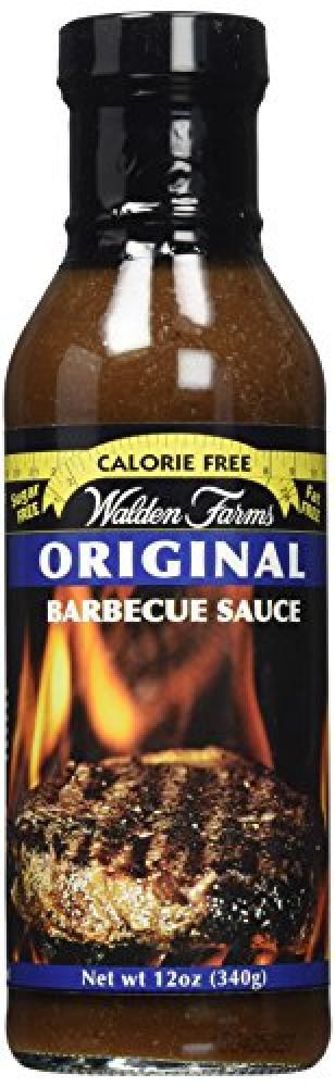 Walden Farms Near Zero Barbeque Sauce Original 340g