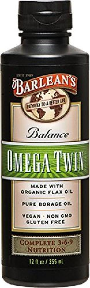 Barleans Balance Omega Twin 355ml