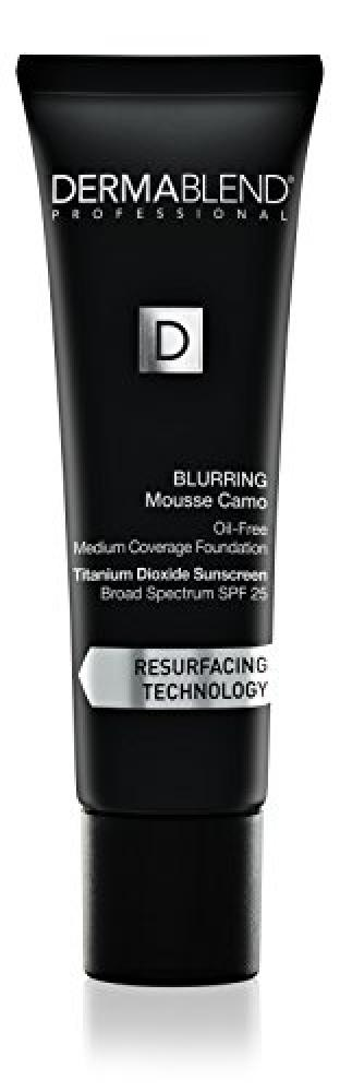 Dermablend Blurring Mousse Camo Oil-Free Medium Coverage Foundation SPF 25 - Sand 30ml